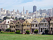 Alamo Square Fotos